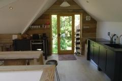 Orchard Barn House Kitchen