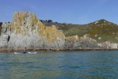 South Devon Coast sea kayaking holidays