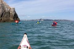 Berry Head Sea kayaking