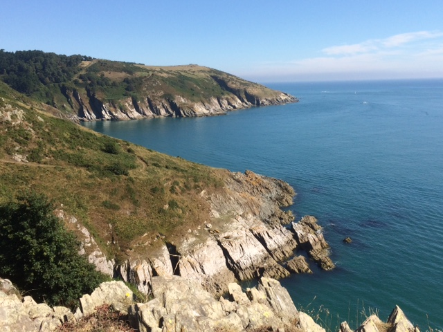 Sea kayaking holiday for couple in Devon