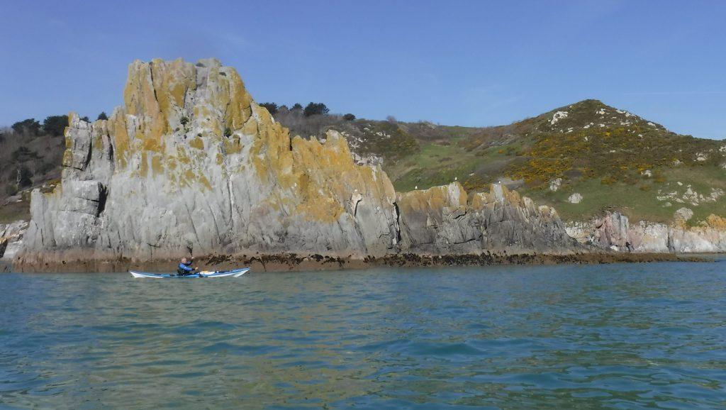 Sea kayaking holidays Dartmouth
