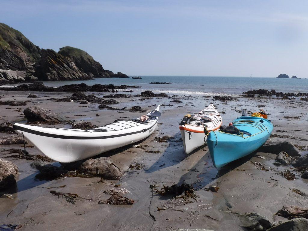 Sea kayaking holidays